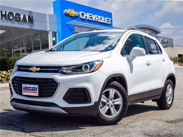 2018 Chevrolet Trax LT (Stk: 8393950) in Scarborough - Image 1 of 25
