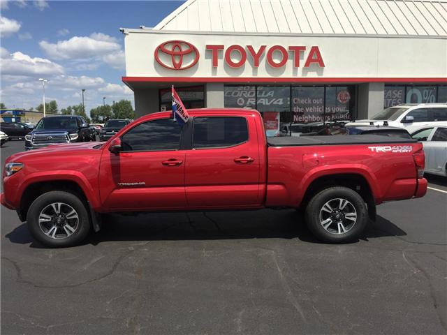 2017 Toyota Tacoma  (Stk: P0053640) in Cambridge - Image 1 of 14