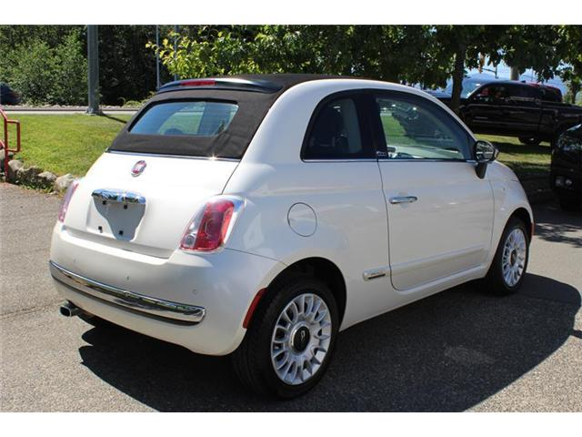 2015 Fiat 500C Lounge (Stk: 11800C) in Courtenay - Image 3 of 17