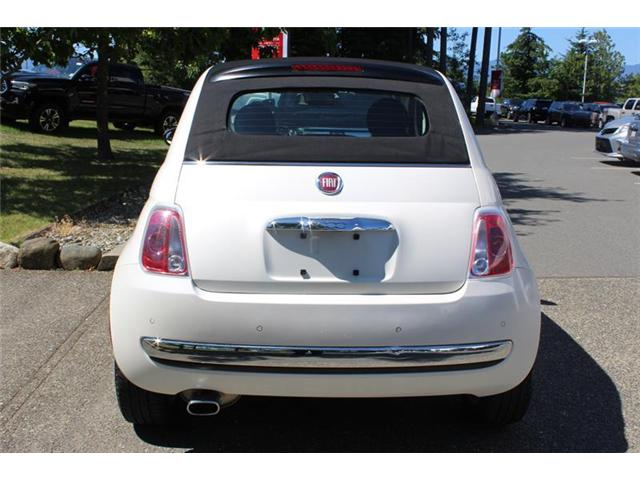 2015 Fiat 500C Lounge (Stk: 11800C) in Courtenay - Image 4 of 17