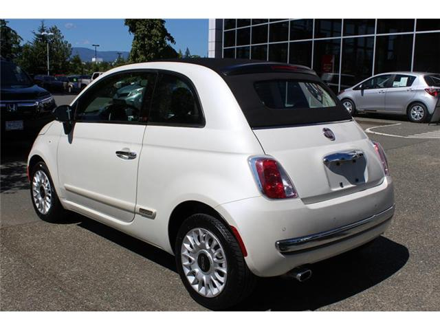 2015 Fiat 500C Lounge (Stk: 11800C) in Courtenay - Image 5 of 17