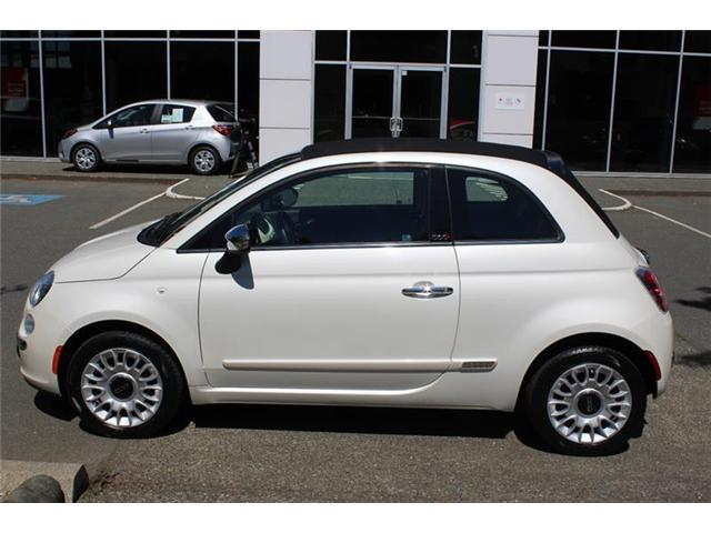 2015 Fiat 500C Lounge (Stk: 11800C) in Courtenay - Image 6 of 17