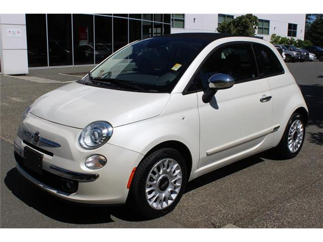 2015 Fiat 500C Lounge (Stk: 11800C) in Courtenay - Image 7 of 17