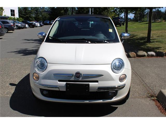 2015 Fiat 500C Lounge (Stk: 11800C) in Courtenay - Image 8 of 17