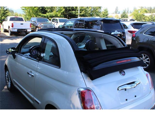 2015 Fiat 500C Lounge (Stk: 11800C) in Courtenay - Image 9 of 17
