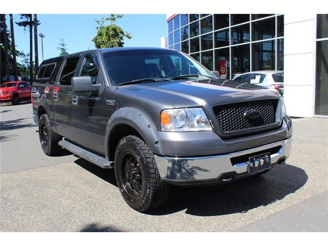 2006 Ford F-150  (Stk: 11887A) in Courtenay - Image 1 of 18