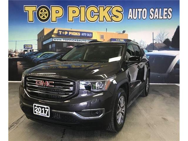 2017 GMC Acadia SLE-2 (Stk: 227478) in NORTH BAY - Image 1 of 18