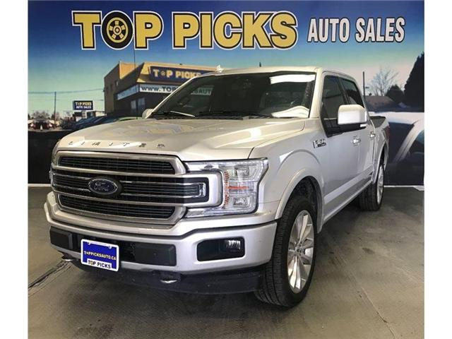2018 Ford F-150 Limited (Stk: 67381) in NORTH BAY - Image 1 of 19