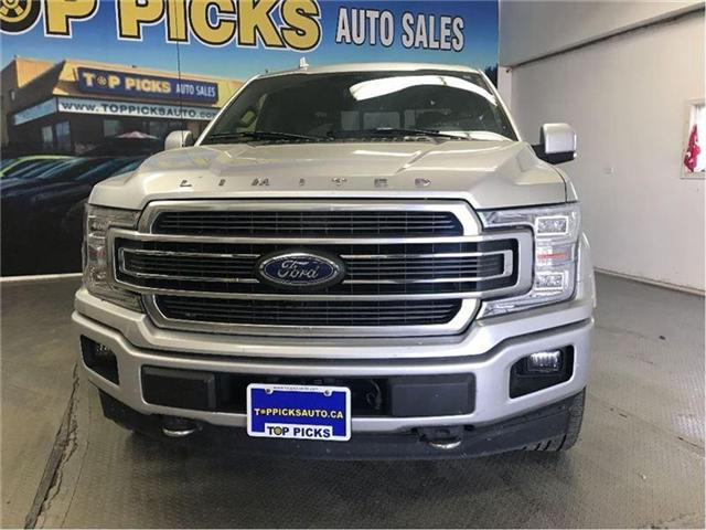 2018 Ford F-150 Limited (Stk: 67381) in NORTH BAY - Image 2 of 19