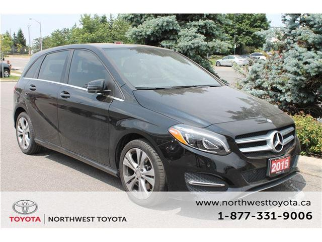 2015 Mercedes-Benz B-Class Sports Tourer (Stk: 366236T) in Brampton - Image 1 of 18