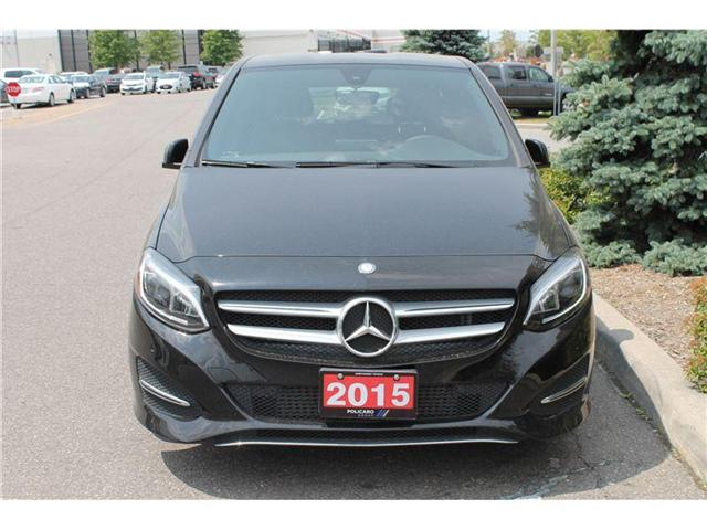 2015 Mercedes-Benz B-Class Sports Tourer (Stk: 366236T) in Brampton - Image 2 of 18