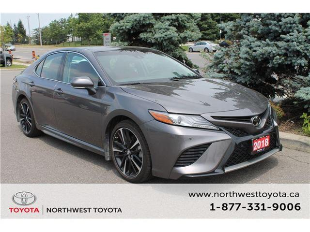 2018 Toyota Camry  (Stk: 505341T) in Brampton - Image 1 of 23