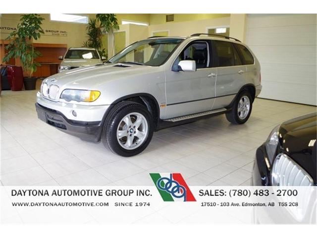 2003 BMW X5 4.4i ONLY 161,000KMS! (Stk: 1070) in Edmonton - Image 1 of 13