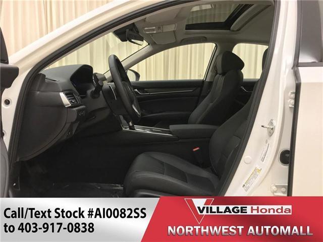 2018 Honda Accord Touring (Stk: AI0082SS) in Calgary - Image 2 of 30