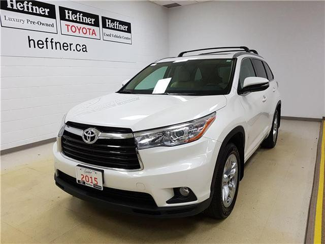 2015 Toyota Highlander  (Stk: 185819) in Kitchener - Image 1 of 28