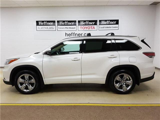 2015 Toyota Highlander  (Stk: 185819) in Kitchener - Image 5 of 28