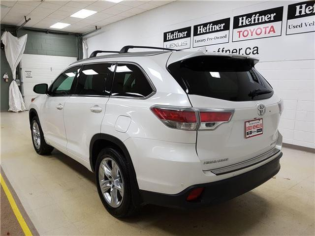 2015 Toyota Highlander  (Stk: 185819) in Kitchener - Image 6 of 28