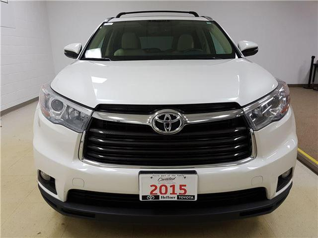 2015 Toyota Highlander  (Stk: 185819) in Kitchener - Image 7 of 28