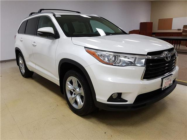 2015 Toyota Highlander  (Stk: 185819) in Kitchener - Image 10 of 28