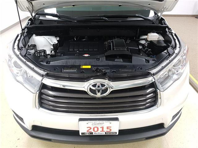 2015 Toyota Highlander  (Stk: 185819) in Kitchener - Image 27 of 28