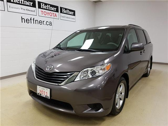 2011 Toyota Sienna LE 8 Passenger (Stk: 185804) in Kitchener - Image 1 of 21