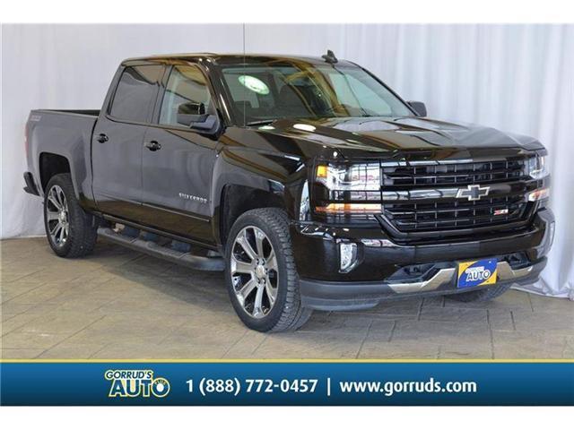2017 Chevrolet Silverado 1500  3GCUKRECXHG120107 120107 in Milton