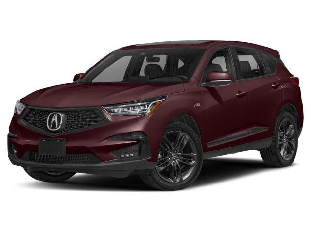 2019 Acura RDX A-Spec (Stk: K801365) in Brampton - Image 1 of 9