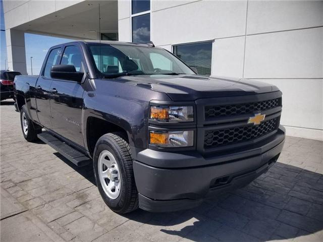2015 Chevrolet Silverado 1500  (Stk: 2190001A) in Calgary - Image 1 of 22