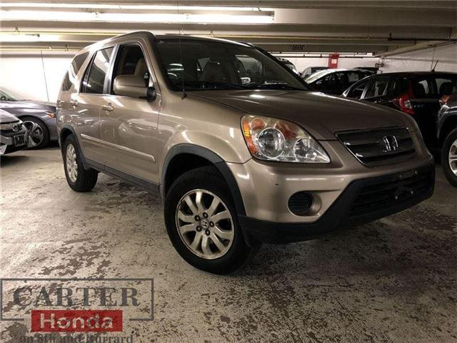 2006 Honda CR-V EX-L (Stk: B08020) in Vancouver - Image 1 of 15