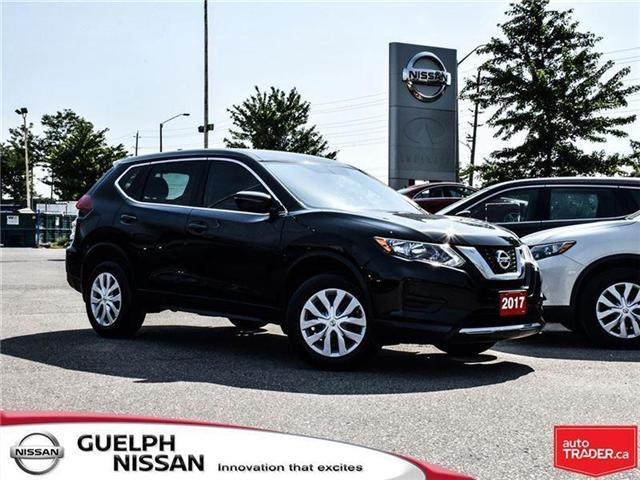 2017 Nissan Rogue  (Stk: N18764) in Guelph - Image 1 of 19