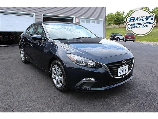 2016 Mazda Mazda3 GX (Stk: U1654) in Saint John - Image 1 of 22