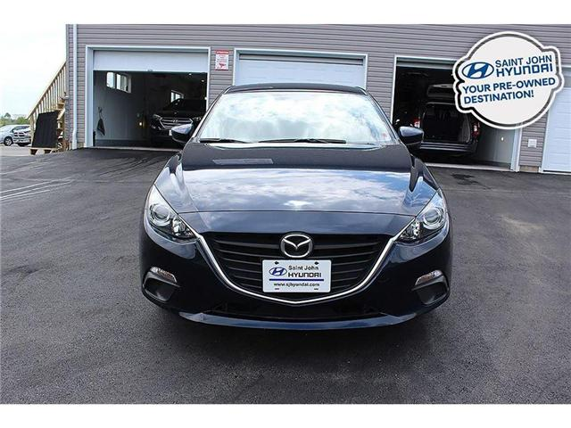 2016 Mazda Mazda3 GX (Stk: U1654) in Saint John - Image 2 of 22