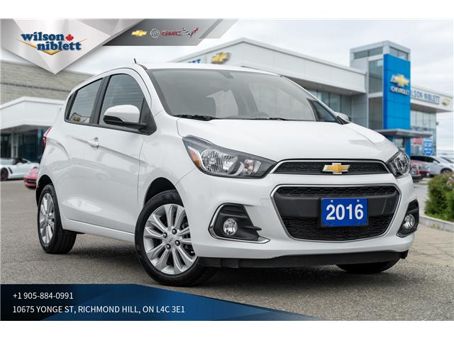 2016 Chevrolet Spark 1LT CVT (Stk: P561406) in Richmond Hill - Image 1 of 22