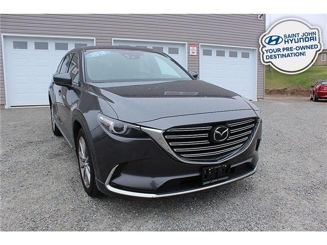 2016 Mazda CX-9 Signature (Stk: U1524) in Saint John - Image 1 of 25