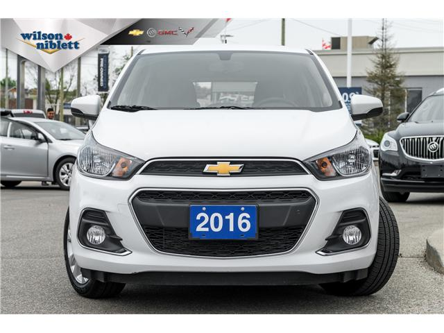 2016 Chevrolet Spark 1LT CVT (Stk: P561406) in Richmond Hill - Image 2 of 22