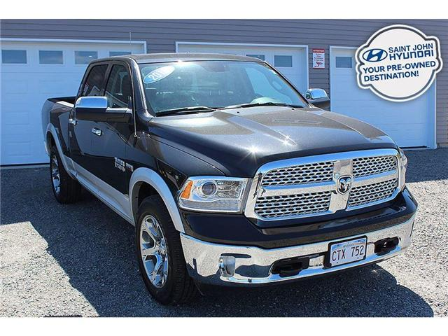 2018 RAM 1500 Laramie (Stk: U1661) in Saint John - Image 1 of 22