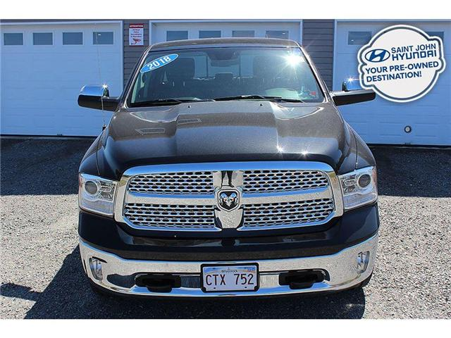 2018 RAM 1500 Laramie (Stk: U1661) in Saint John - Image 2 of 22