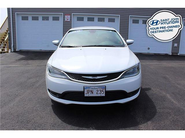 2016 Chrysler 200 LX (Stk: U1656) in Saint John - Image 2 of 19