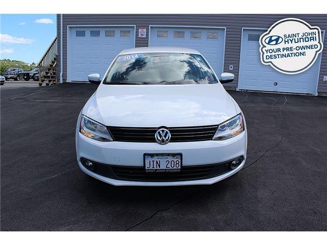 2014 Volkswagen Jetta 2.0 TDI Trendline+ (Stk: 73669A) in Saint John - Image 2 of 20