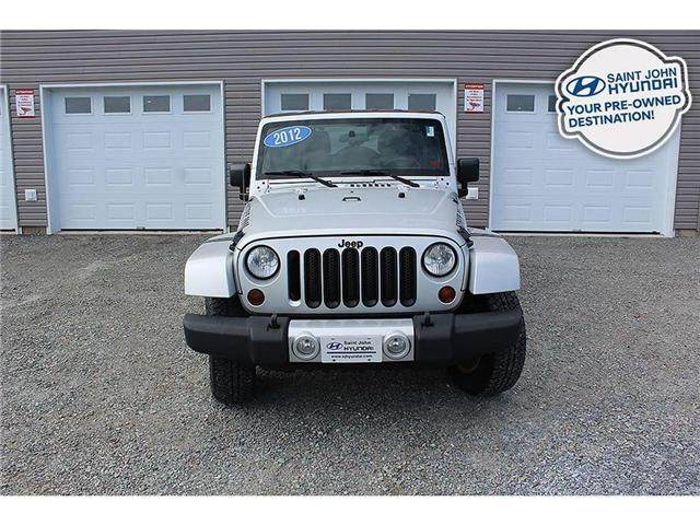 2012 Jeep Wrangler Unlimited Sahara (Stk: U1626) in Saint John - Image 2 of 20