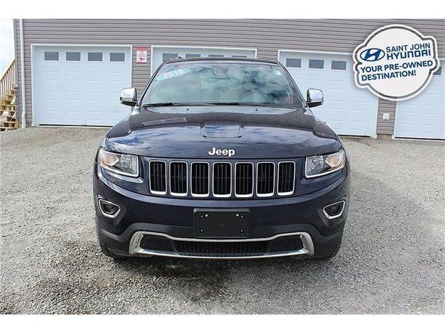 2016 Jeep Grand Cherokee Limited (Stk: U1665) in Saint John - Image 2 of 27