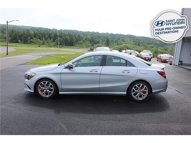 2017 Mercedes-Benz CLA 250 Base (Stk: 77245A) in Saint John - Image 2 of 23