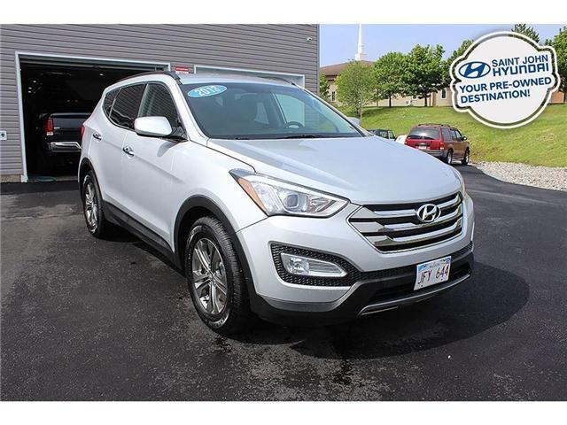 2013 Hyundai Santa Fe Sport 2.4 Premium (Stk: 82986A) in Saint John - Image 1 of 22