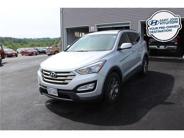 2013 Hyundai Santa Fe Sport 2.4 Premium (Stk: 82986A) in Saint John - Image 2 of 22