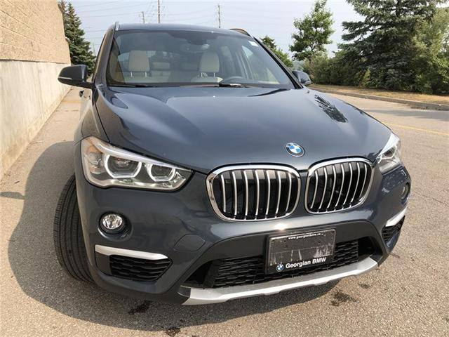 2018 BMW X1 xDrive28i (Stk: P1327) in Barrie - Image 2 of 20