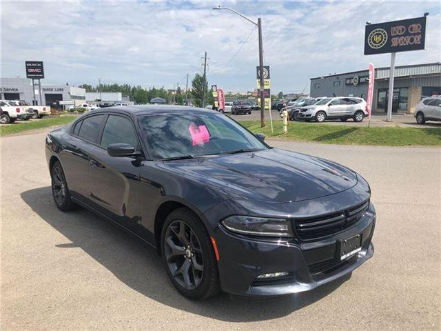 2017 Dodge Charger SXT (Stk: 3523D) in Thunder Bay - Image 1 of 20
