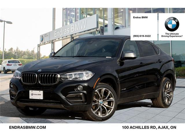 2018 BMW X6 xDrive35i (Stk: 60442) in Ajax - Image 1 of 22