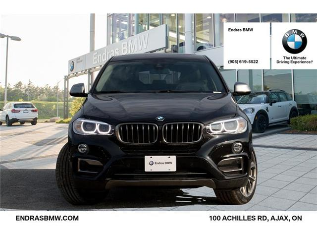 2018 BMW X6 xDrive35i (Stk: 60442) in Ajax - Image 2 of 22