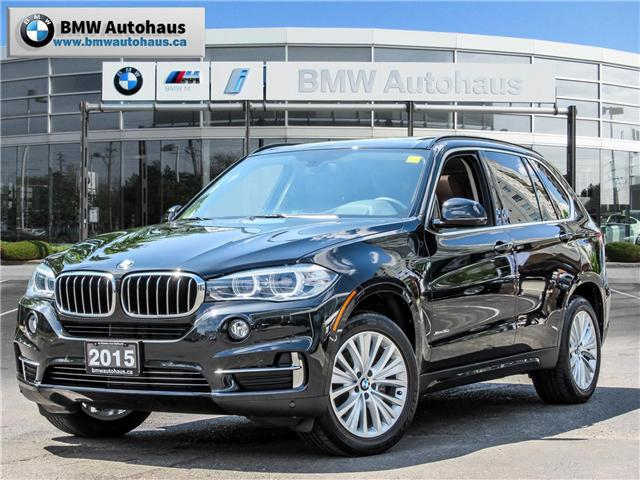 2015 BMW X5 xDrive35i (Stk: P8403) in Thornhill - Image 1 of 27