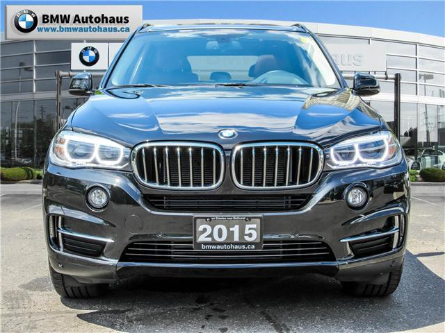 2015 BMW X5 xDrive35i (Stk: P8403) in Thornhill - Image 2 of 27